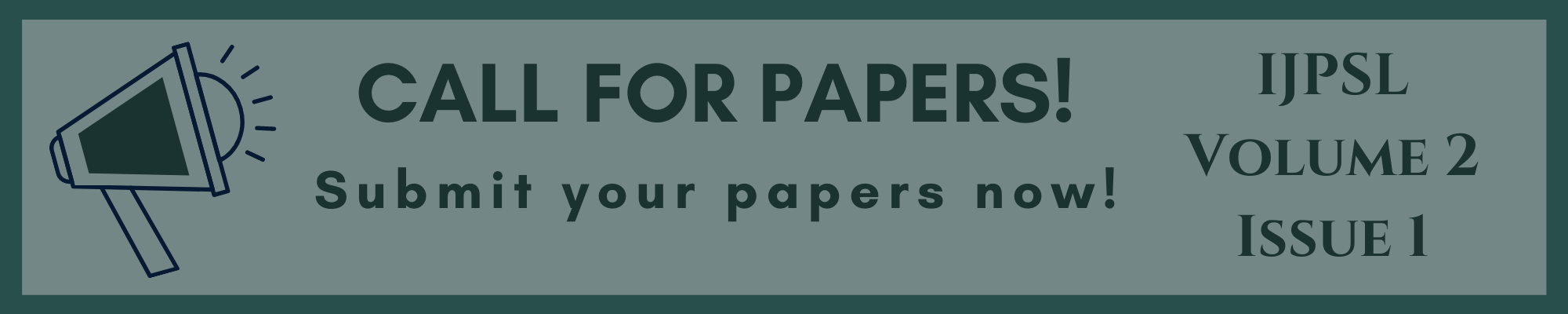 Submit your papers now. (1)